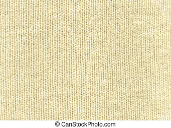 Knit texture - Close-up of a piece of knit fabric