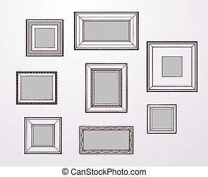 Set of frames