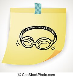 Doodle Goggles