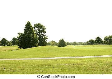 Beautigul Golf green grass sport fields - Beautigul Golf...