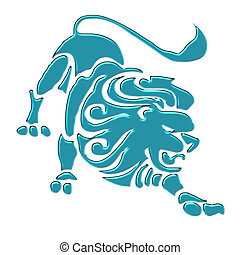 Leo Astrology Sign - 2d leo horoscope sign
