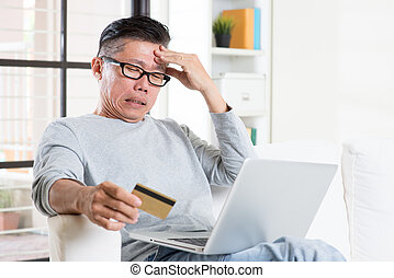 Having trouble while online payment