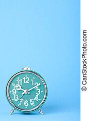 型, 古い, 時計