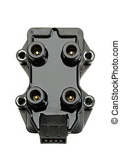 Ignition coil for gasoline four-cylinder internal combustion...