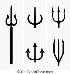 Tridents (shade pictures)