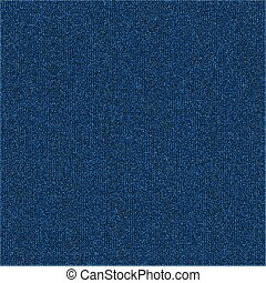 Vector modern blue jeans texture background