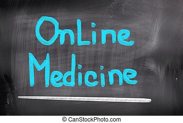 medicin, begrepp, Direkt