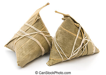 Chinese ZongZi for Dragon Boat Festival, DuanWu festival