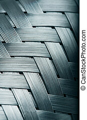 Abstract wire mesh - Macro photo of a high quality wire mesh...