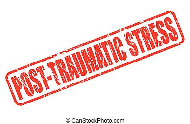 Post-Traumatic Stress Disorder Clip Art