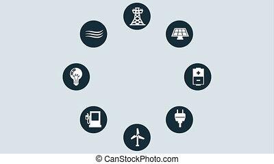 Eco energy design, Video Animation