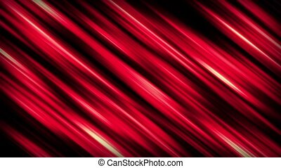 Abstract rotating background in red