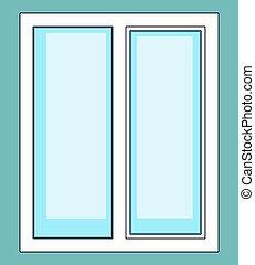 Window - Illustration of the window icon