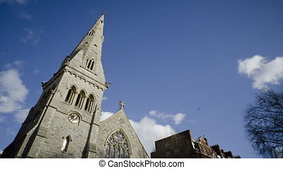 Time Lapse Gloucester Church - Time Lapse Gloucester...