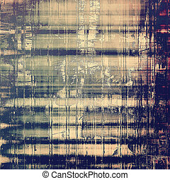 Abstract retro background or old-fashioned texture With...