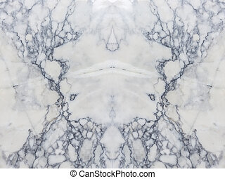 Texture of white marble wall for background - Close up...