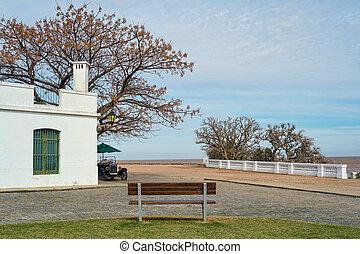Colonia del Sacramento old town, Uruguay, South America