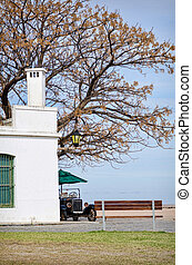 Colonia del Sacramento old town, Uruguay, South America