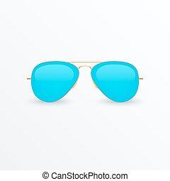 Vector Sunglasses Icon