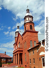 Catholic Church in Upper Peninsula - St. Joseph's Catholic...
