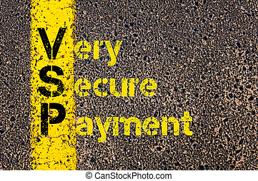 Accounting Business Acronym VSP Very Secure Payment -...