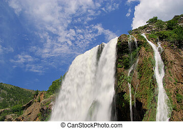 Krcic waterfall 10