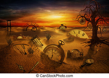 Time expired - Computer manipulation of fantasy watches lost...