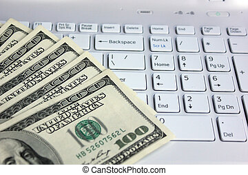 Dollars and computer - Assignment for updating or purchase...