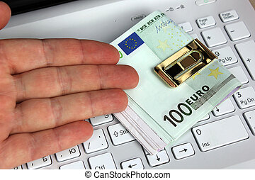 Euro and computer - Assignment for updating or purchase of...