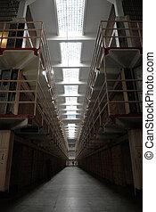 Alcatraz - Inside the Alcatraz block