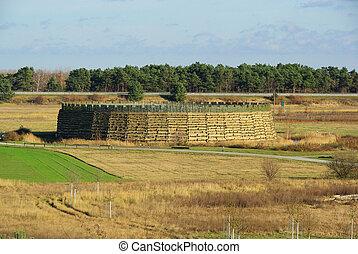 Raddusch Slavic Fort 03