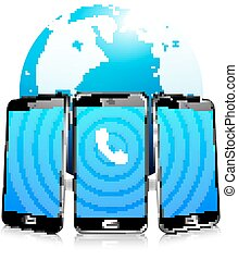 Phoning Ringing Icon Phone Cell