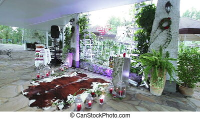 Place for Weddings ceremony