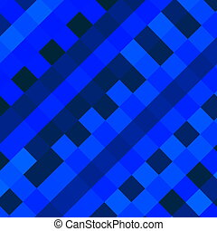 Abstract blue diagonal background. - Odd minimal pic. Swatch...