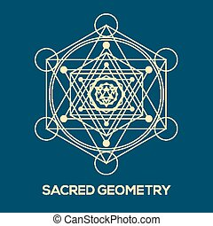 Sacred geometry Hipster symbols and elements Abstract...