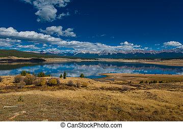 Taylor Park Colorado - Taylor Park Reservoir Colorado Rocky...