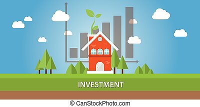 house investment property real estate