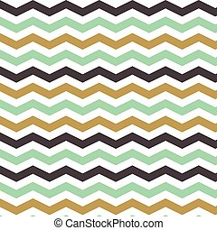 Seamless Zigzag Pattern in pastel