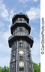King Frederick Augustus Tower - Observation tower in the...