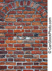 Brick wall texture Architectural pattern