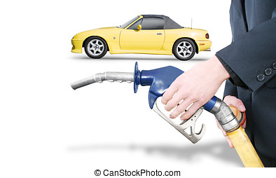 Petrol Bowser Pump - Transportation Price At The Pump With A...
