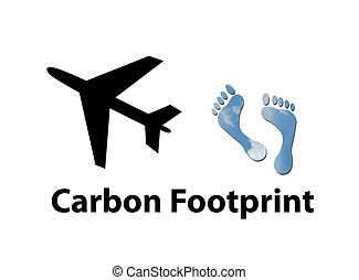 Airline carbon footprint