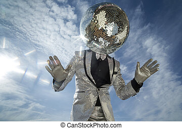mr discoball sunshine - mr discoball a super cool disco club...