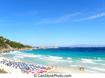 Beach of Santa Teresa di Gallura