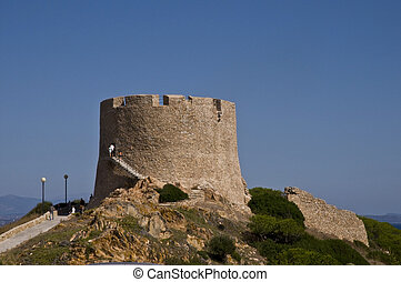 Tower - tower of Santa Teresa di Gallura