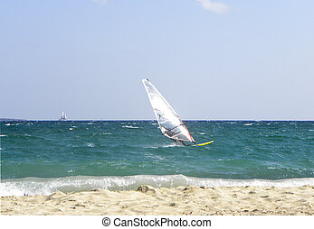 Windsurfing in Santa Teresa di Gallura