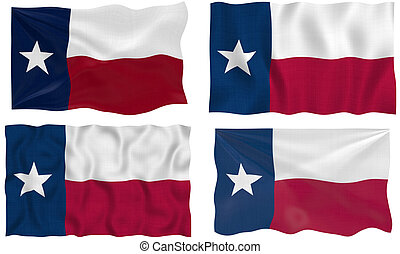 Flag of Texas - Great Image of the Flag of Texas
