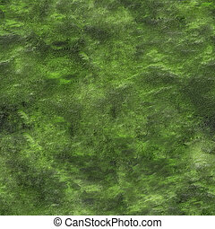Seamless Repeatable Mossy Pattern