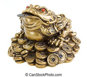 Feng Shui Frog