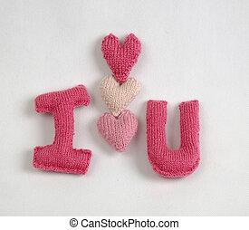 valentine background, love heart, Valentines day, diy -...